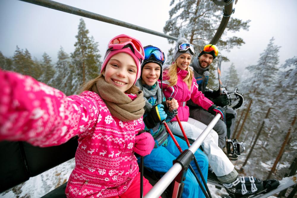 отдых зимой на лыжах в буковеле